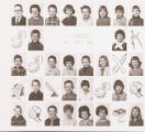 1968 2-A  A.J. Winters Elementary School   Second Grade   Mrs. Aland