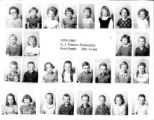1959 1-C  A. J. Winters Elementary School  First Grade  Mrs. Evans